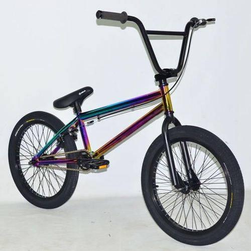 "Bicicleta Bmx Aro 20"" X-Burn - Oilslick"