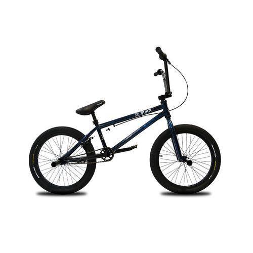 "Bicicleta Bmx Aro 20x20.5"" X-burn X-1 - Splash Pt/az"