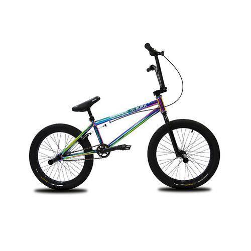 "Bicicleta Bmx Aro 20x21"" X-burn X-1 - Oilslick"