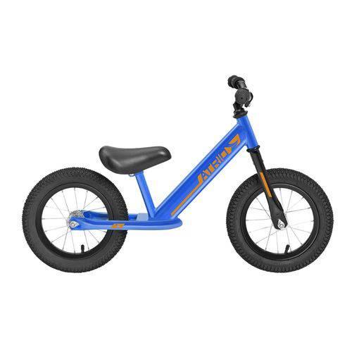 Bicicleta de Equilíbrio Infantil Azul - Atrio