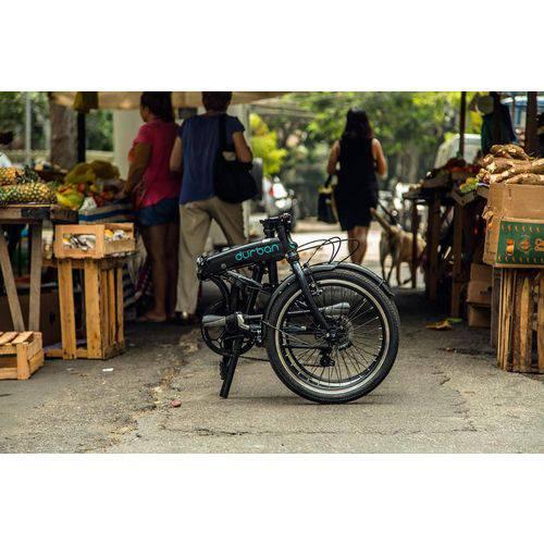 Bicicleta Dobravel Sampa Pro Azul - Durban