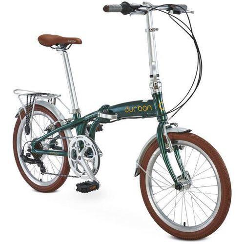 Bicicleta Dobravel Sampa Pro Verde - Durban