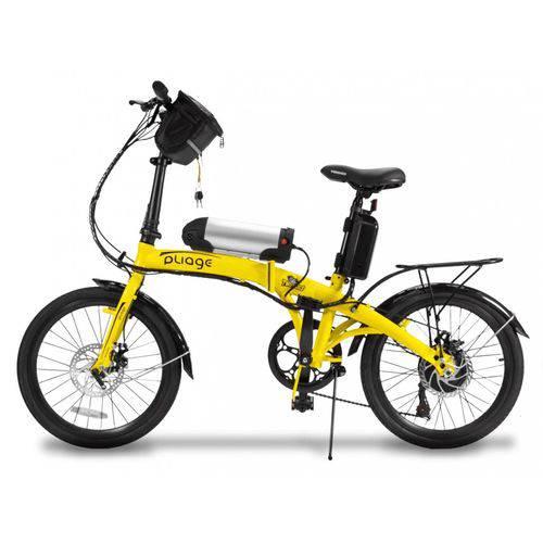 Bicicleta Elétrica Pliage Dobrável Two Dogs