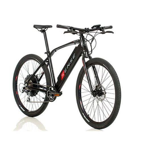 Bicicleta Elétrica Sense Impulse 350w Aro 27.5 2019 - Preta