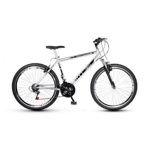 Bicicleta Essencial Vb Masculina 21 Marchas Aro 26 Quadro 18 Freio V-Brake