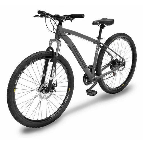 Bicicleta Extreme Two Dogs Mtb Aro 29 – Cinza – 21v