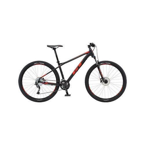 Bicicleta Gt Avalanche Sport 2018 Preto e Vermelho