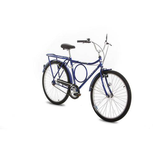 Bicicleta Houston Aro 26 Super Forte VB Azul