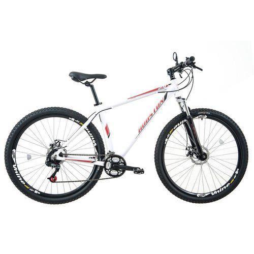 Bicicleta Houston Aro 29 Mercury Ht 2.9 21 Marchas, Branca