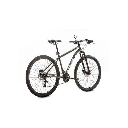 Bicicleta Houston Discovery 2.9 Shimano Aro 29 Preto Fosco