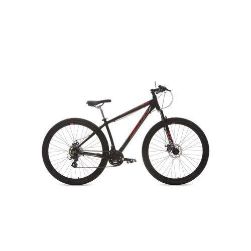 Bicicleta Houston Mercury HT 2.9 Aro 29 TM17 Preta Fosco