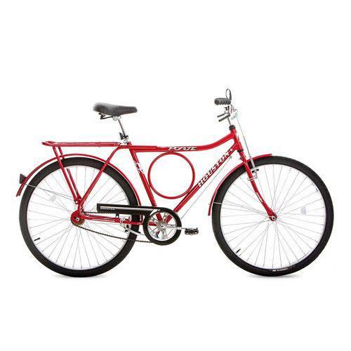Bicicleta Houston SF26F2M Super Forte A26 Vermelho Sunred