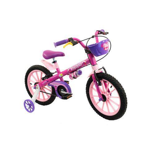 Bicicleta Infantil Top Girls Aro 16 - Nathor
