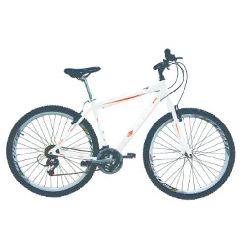 Bicicleta Jaws Aro 29 21v V-Brake Branca - Mormaii