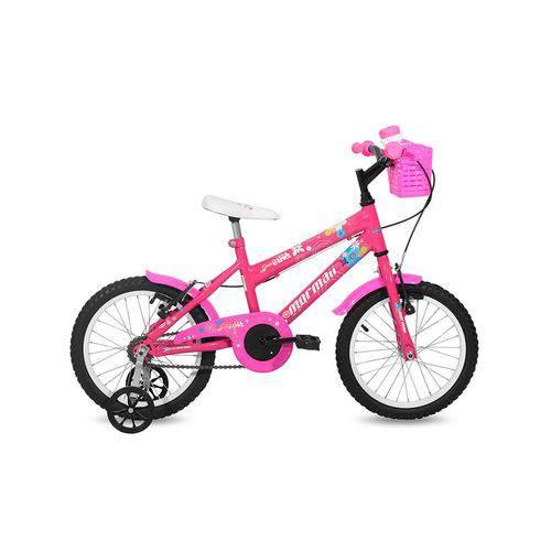 Bicicleta Mormaii Aro 16 Sweet Girl C18
