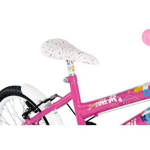Bicicleta Mormaii Aro 16 Sweet Girl Rosa - 2011703