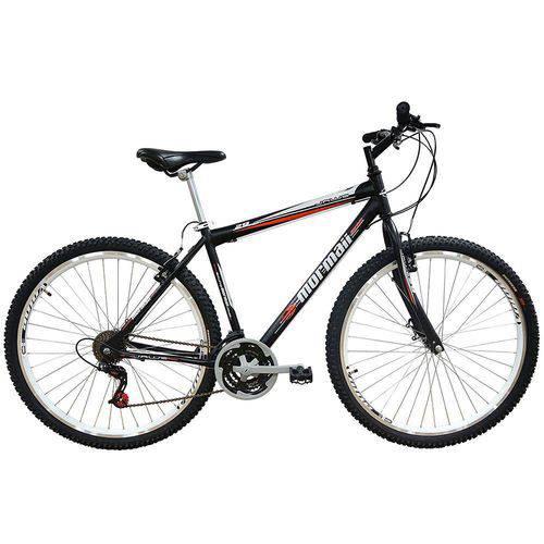 Bicicleta Mormaii Aro 29 Jaws 21 Marchas, Preta