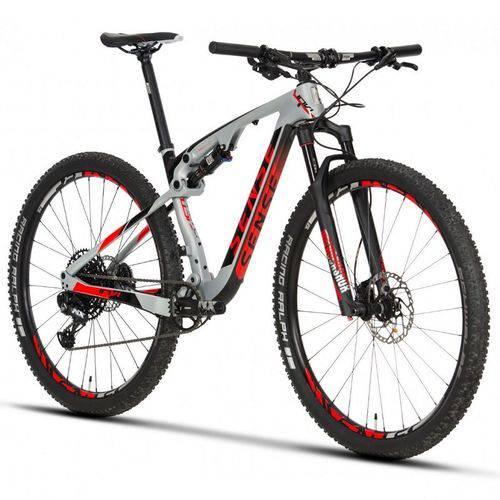Bicicleta Sense Invictus Comp Carbon Full Suspension NX Eagle 12v. 2019