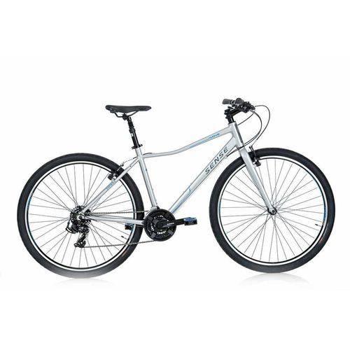 Bicicleta Sense Move 2018 Cinza