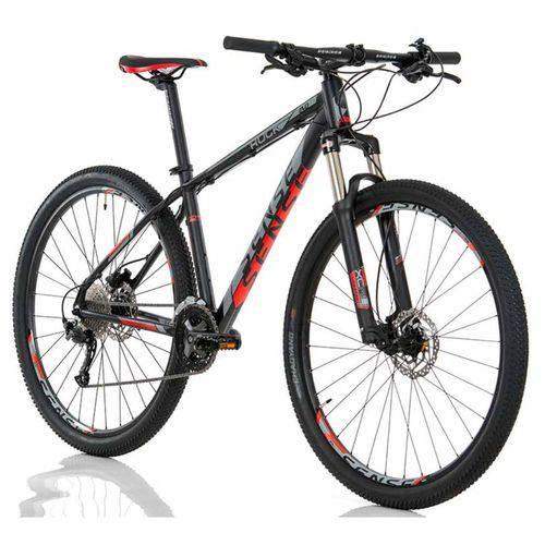 Bicicleta SENSE Rock Evo Aro 29 27 Marchas Shimano Altus Freio a Disco Hidráulico