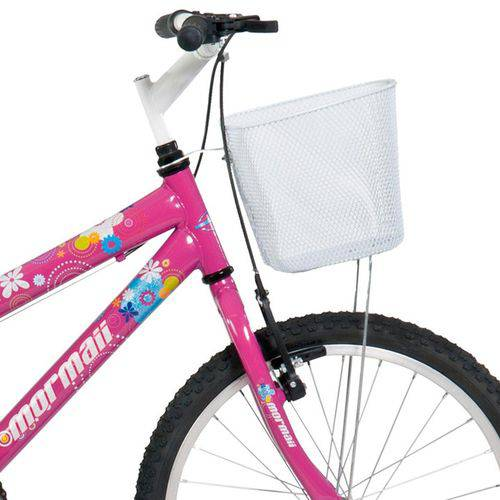 Bicicleta Sweet Girl Aro 16 Rosa - Mormaii