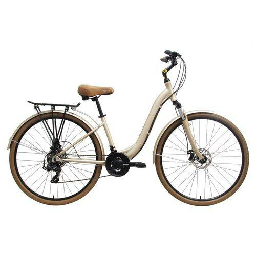 Bicicleta Tito Urban Premium Id Disc 2019 - Champanhe