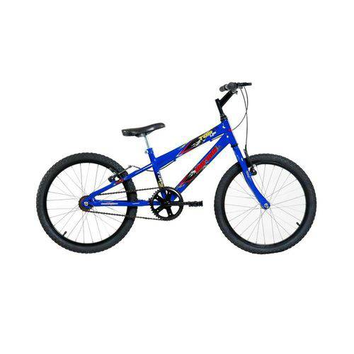 Bicicleta Top Lip Aro 20 Azul - Mormaii