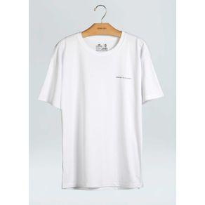 Big Shirt Floral Pranchao-Branco - G
