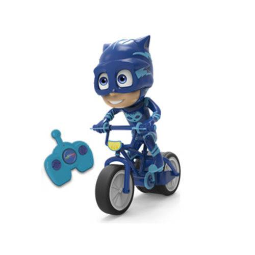 Bike - PJ Masks - Rc 7 Funcoes - Pilhas