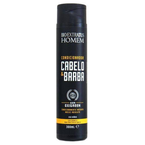 Bio Extratus Homem Condicionador Cabelo & Barba - 300ml