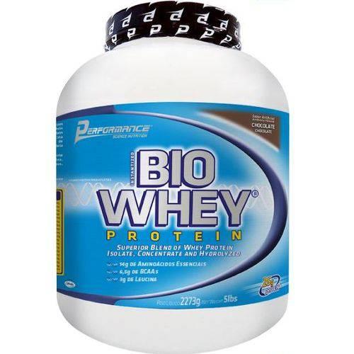 Bio Whey 2273g Cookies - Performance Nutrition