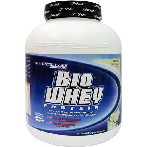 Bio Whey Protein (2273g) - Baunilha