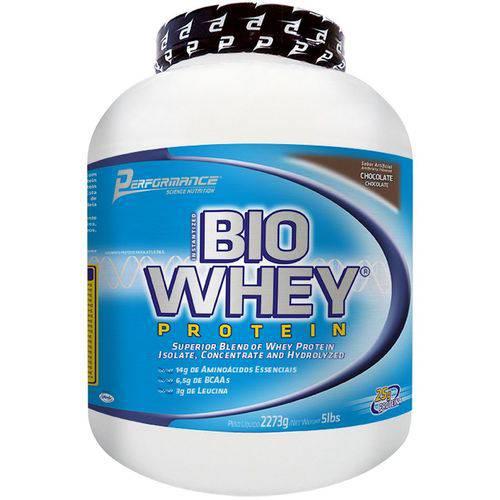 Bio Whey Protein (2,273g) - Performance Nutrition