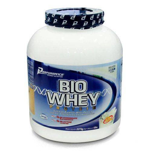 Bio Whey Protein (2273g) - Performance Nutrition