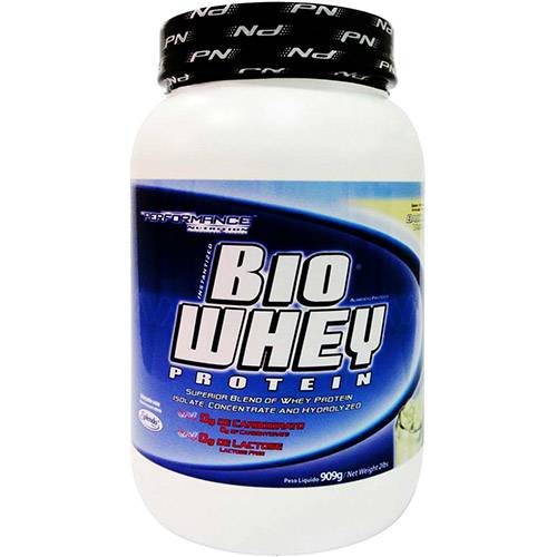 Bio Whey Protein - 909g - Performance Nutrition