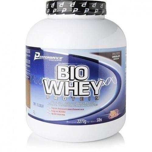 Bio Whey Protein Chocolate 2273g - Performance