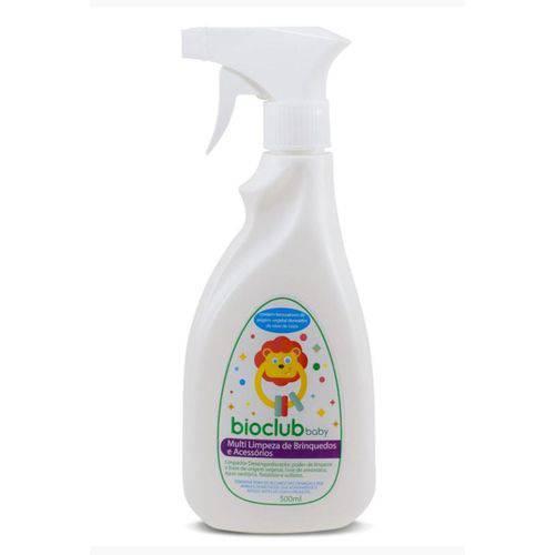 Bioclub Baby - Limpeza de Brinquedos e Acessórios 500ml