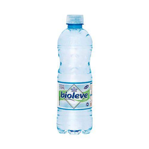 Bioleve Água Mineral S/ Gás 12x510ml