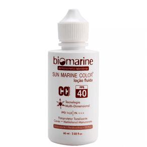Biomarine Sun Marine Color CC Cream FPS 40 60ml - 94 Bege