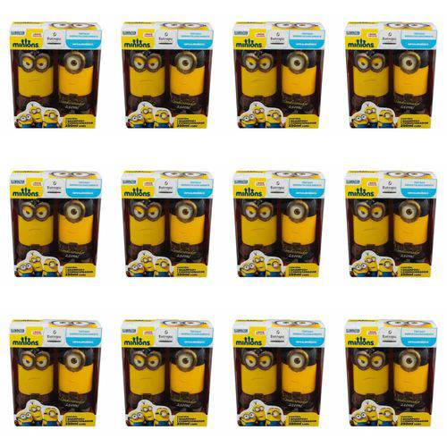 Biotropic Minions Piratas Shampoo + Condicionador 250ml (kit C/12)