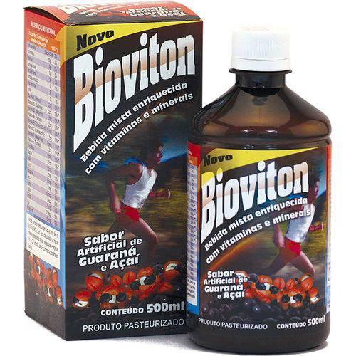 Bioviton Líquido 500ml Suplemento de Vitaminas e Minerais - Unilife