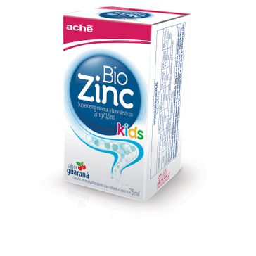 Biozinc Aché Kids 75ml