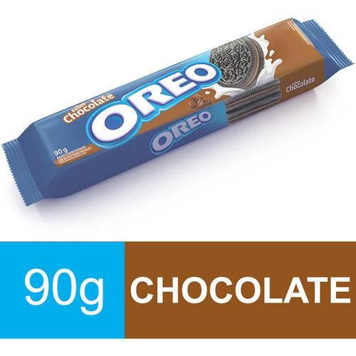 Bisc Rech Oreo 90g-pc Chocolate