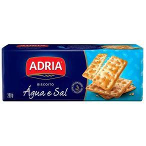Biscoit Adria Agua/Sal 200g