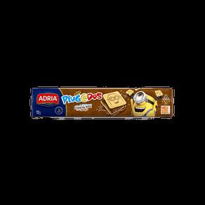 Biscoito Adria Recheado Chocolate 130g
