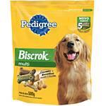 Biscoito Biscrok Multi 500G - Pedigree