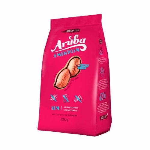 Biscoito de Amendoim Sem Glúten - Aruba - 100g