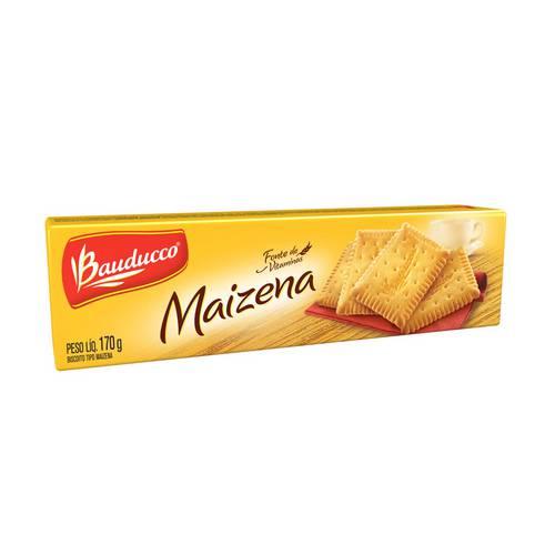 Biscoito de Maizena Bauducco Pacote de 170g
