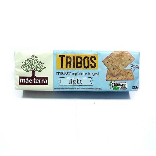 Biscoito Integral e Orgânico Light Tribos Mãe Terra 130g
