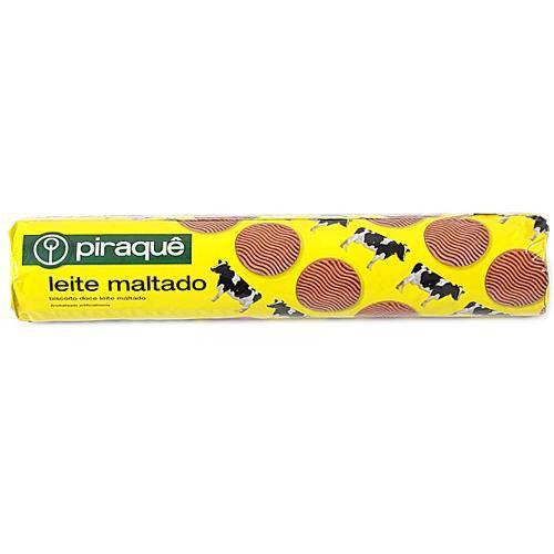 Biscoito Leite Maltado 200g - Piraquê